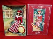 Mattel( After The Walk ) Coca Cola Barbie Doll 2nd in the Series